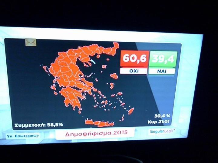 Verso il #Greferendum: Non so cosa ci aspetta, ma non tornerò indietro!