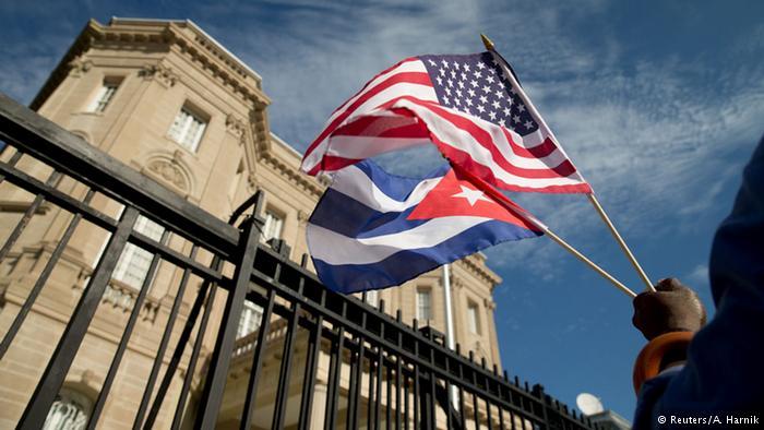 EUA retira Cuba de lista negra sobre tráfico humano