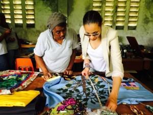 Moda ética al rescate de artesanos del Sur