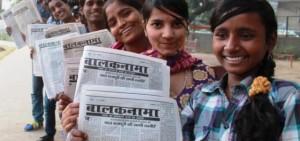Inde : quand les enfants de la rue deviennent journalistes