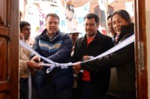 El FUyO inauguró un centro de atención médica en La Quiaca y brindará salud gratuita a toda la región