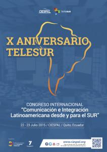 """Pressenza participa en el Congreso """"Comunicación e Integración Latinoamericana desde y para el Sur"""" en Quito"""