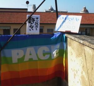 Anche da Pisa il nostro NO alla politica militarista giapponese