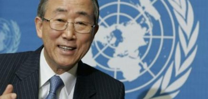 Ban Ki-moon pede mais adesões ao tratado contra testes nucleares