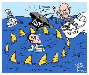 El futuro de Europa tras la derrota griega