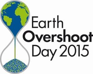Jeudi 13 août, Jour du Dépassement (Earth Overshoot Day)