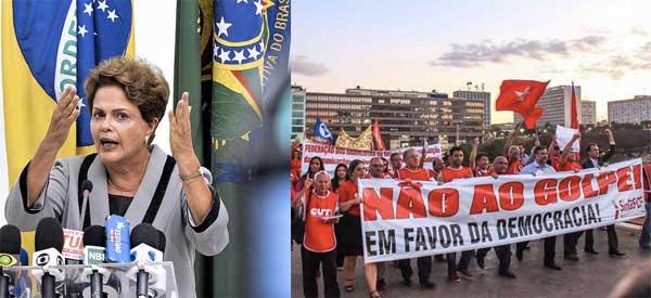 Retour sur la crise au Brésil