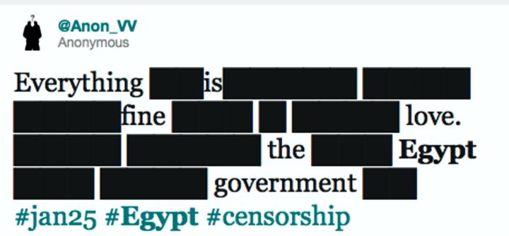 Ägypten schafft den letzten Rest an Pressefreiheit ab!