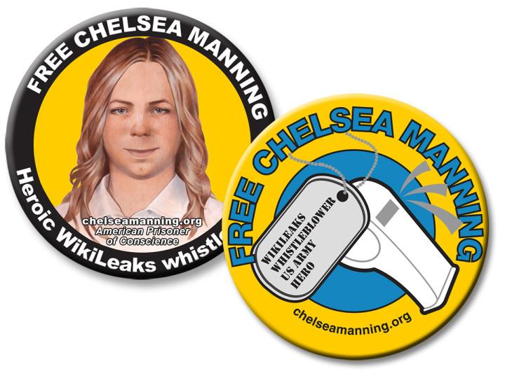 Verschärfung der Haftbedingungen für Chelsea Manning