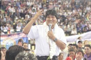 """Morales: """"Delegaciones de cuatro continentes confirmaron su participación en II Cumbre Climática"""""""