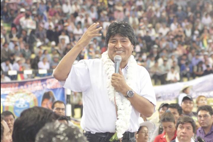 Morales: «Delegaciones de cuatro continentes confirmaron su participación en II Cumbre Climática»