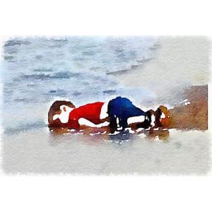 Europa ante su niño muerto