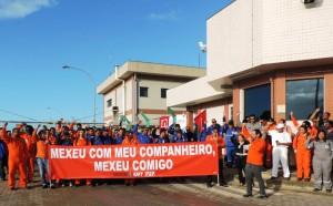 FUP protocola aviso oficial de greve na Petrobrás e Transpetro, a partir do dia 04/09
