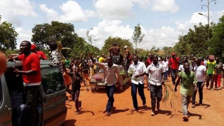 Bonnes nouvelles du Burkina