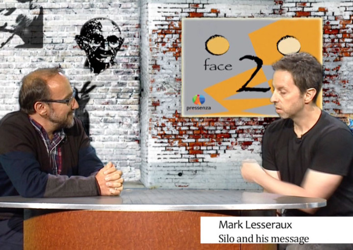 Mark Lesseraux on Face 2 Face