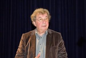 Hellmut Karasek, der Literaturkritiker und Schriftsteller ist gestorben