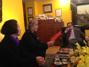Chilean Humanists request their government to present a roadmap for nuclear disarmament at the UN