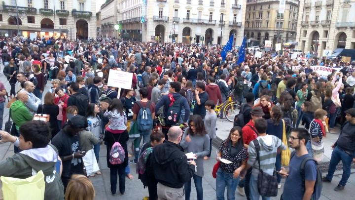 Marcia degli Scalzi Torino 7