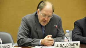 James K. Galbraith: «Grecia no está siendo rescatada, está siendo saqueada»