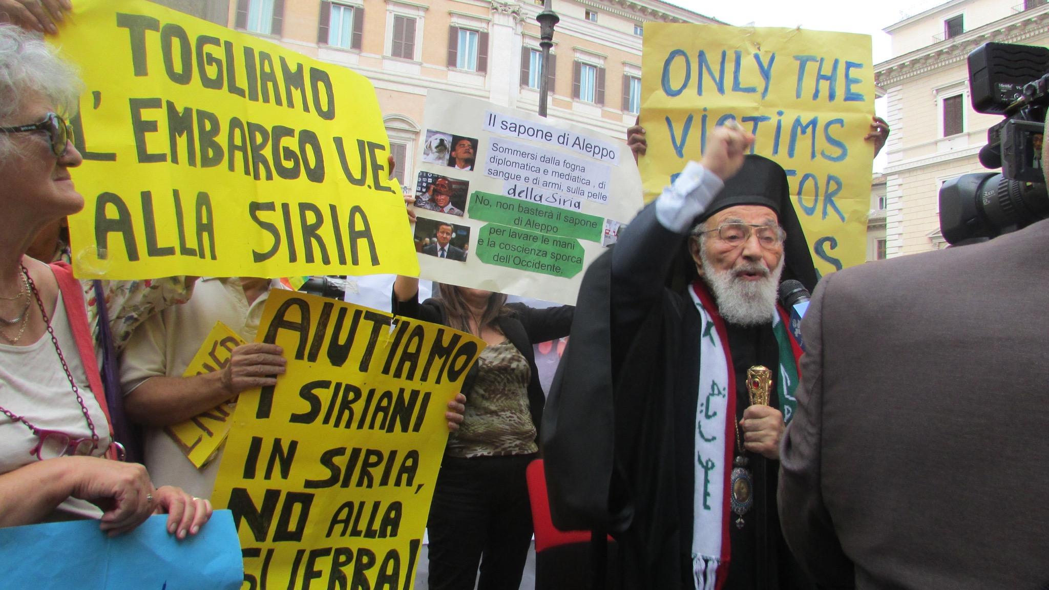 Risultati immagini per Hilarion Capucci a roma