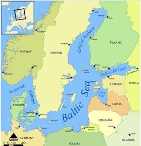 """NATO is not the solution for security in the Baltic"""