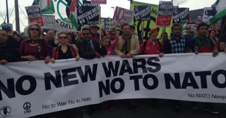 """Costruire l'opposizione all'esercitazione NATO """"Trident Juncture 2015″"""