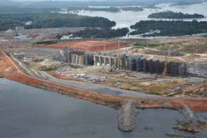 Belo Monte Dam – noncompliant with conditions for operation