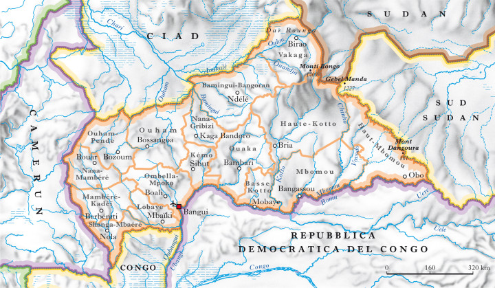 Centrafrica: abusi, l'Onu annuncia provvedimenti