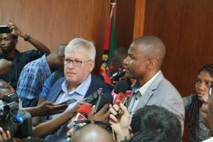 Ganhou a liberdade de expressão em Moçambique