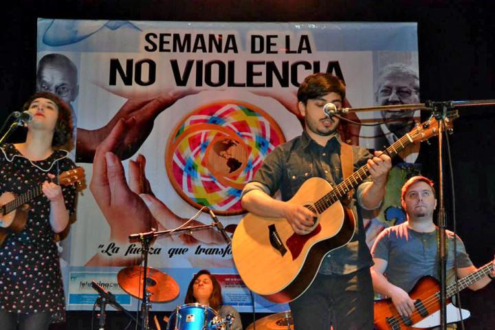 Foto Semana de la no violencia 2014