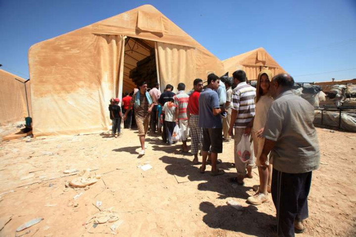 Aid for Syria crisis victims still not enough: UN