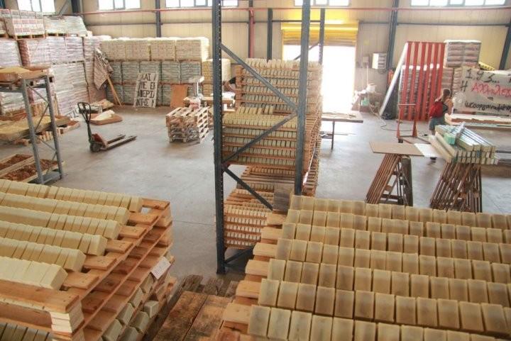 L'usine grecque qui résiste sans patron et avec des savons écolos