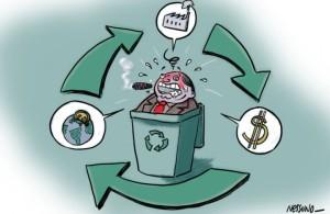 L'économie circulaire : changement de paradigme ou grande esbrouffe ?