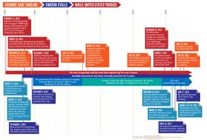 Julian Assanges Lebenslauf ab 2010