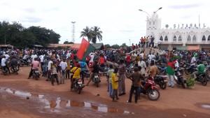 Burkina, rabbia e informazione manipolata