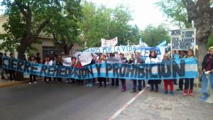San Juan se levanta contra la megaminería