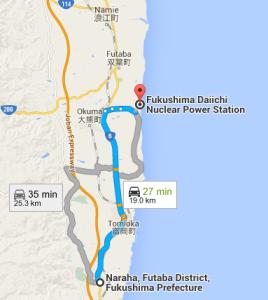Greenpeace chiede controlli e rispetto per le vittime di Fukushima
