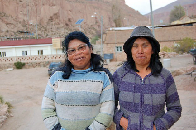 Two Indigenous Solar Engineers Changed Their Village in Chile