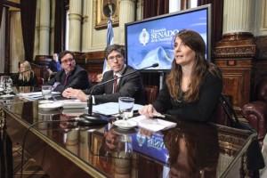 Avanza el proyecto para que víctimas de violencia tengan abogados gratis en Argentina