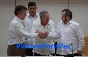 Un grito de corazón: ¡Viva la Paz! #VamosPorLaPaz en Colombia