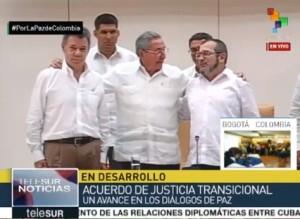 #VamosPorLaPaz Acuerdos gobierno de Colombia y las FARC-EP