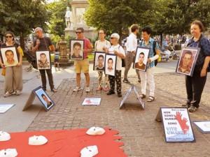 Los muertos en el Mediterráneo son los nuevos desaparecidos