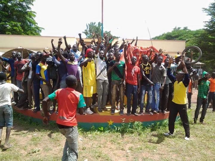 Burkina Faso: ¡Vergüenza! ¡Vergüenza! ¡Vergüenza!