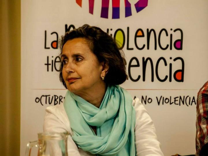 ProMosaik intervista l'attivista per la pace Pía Figueroa