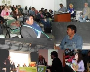 Campesinos e indígenas debatieron sobre acceso a la Justicia en conflictos de tierra (1er día)
