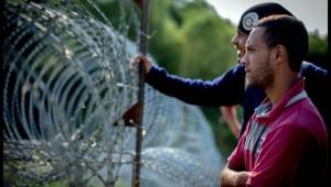 """Oltre 1.000 rifugiati bloccati nella """"terra di nessuno"""" tra Serbia e Ungheria"""