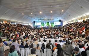 II Conferencia de los Pueblos sobre Cambio Climático aprueba 'declaración de Tiquipaya'