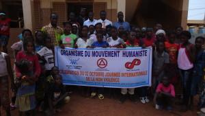 Conferenza sulla nonviolenza in Mali