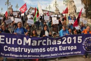 Euromarsch: Basta, lasst uns ein anderes Europa erschaffen!