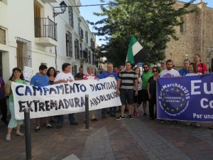 EuroMarches joins the Day of Nonviolence